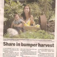 Share in Bumper Harvest