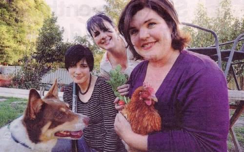 Kitchen Gardeners' founders