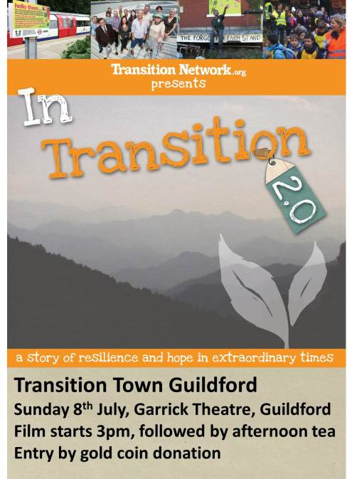 Transition 2.0 Poster
