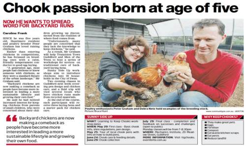 Sunny Side Up in Midland Reporter 14-May-13