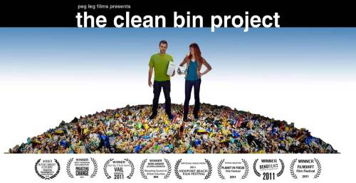 Clean Bin poster