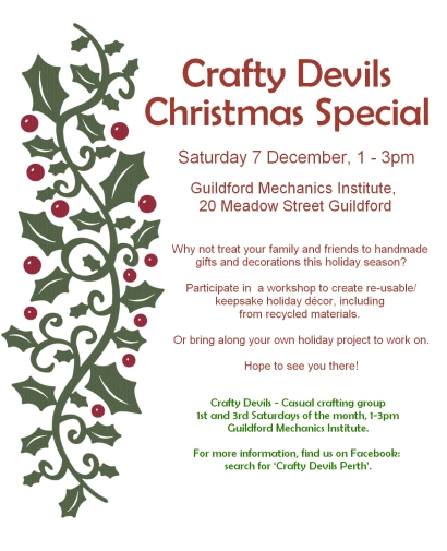 Flyer_-_Crafty_Devils_Xmas_Special