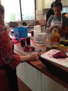 jam and pickles workshop
