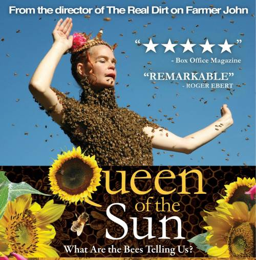 Queen of the sun poster2