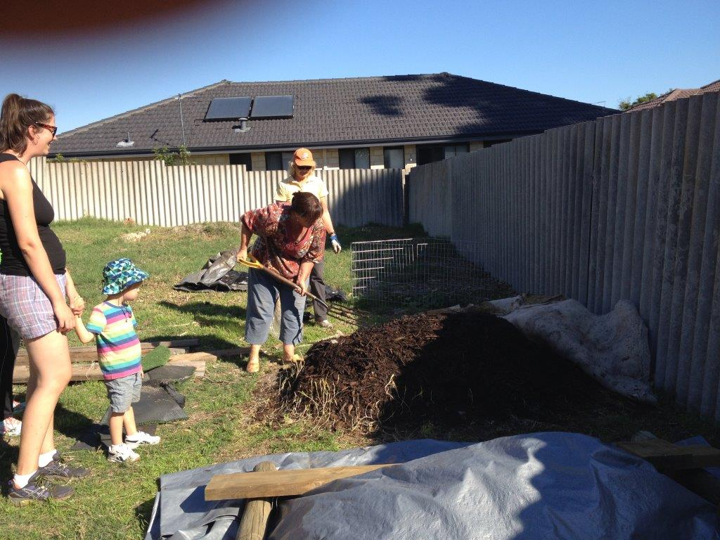 Kitchen Gardeners Ttg Kitchen Gardeners Celebrating Compost In May Rich Soil From