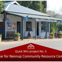 Community Funded Solar Project in WA