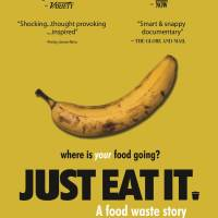 June movie night - Just Eat It: a food waste story