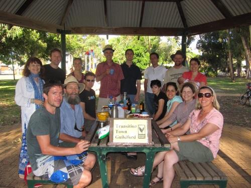 TTG Xmas picnic 2011