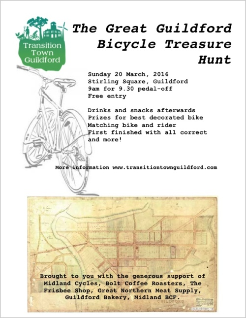 TTG bike treasure 2016