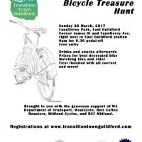 The Great Guildford Bicycle Treasure Hunt 2017